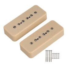 Guitar Parts Cream P90 Pickups Soap Bar for Electric Guitar