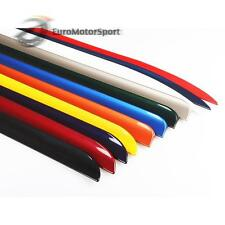 @ Custom Painted Rear Trunk Boot Lip Spoiler Mercedes Benz R230 Sl-Class 02-07