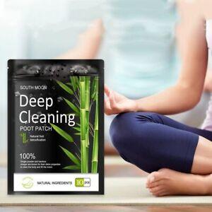 Cleansing Natural Ingredient Deep Sleep Relief Patch Detox Foot Pad Adhesive
