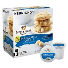 Gloria Jean's® Macadamia Coffee - K-Cup Pods - 18ct