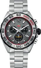 CAZ1016.EB0058 BRAND NEW TAG HEUER FORMULA 1 INDY 500 LIMITED EDITION MENS WATCH