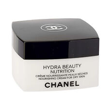 Chanel Hydra Beauty Nourishing and Protective Cream Dry Skin 1.7oz,50g Hydrating