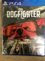 DOGFIGHTER-WW2- Sony Playstation 4 PS4 Video Games From Japan Tracking NEW