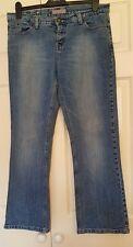 Dorothy Perkins Denim Straight Leg Jeans Size 14 Eur 42
