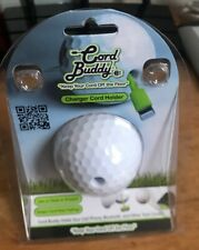 Cord Buddy Golf Ball Charger Cord Holder