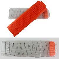 18 Darts Orange Replacement Ammo Clip Magazine for Nerf N-Strike Elite Toy Gun