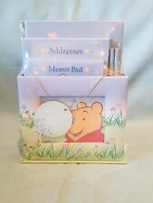 Robert Frederick Disney Winnie The Pooh Photoframe Holder Gift Set BNIP