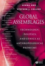 Global Assemblages : Technology, Politics, and Ethics as Anthropological...
