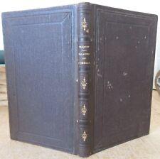 Dr E-H. TRIQUET LECONS CLINIQUES SUR LES MALADIES DE L'OREILLE 1863 MEDECINE ORL