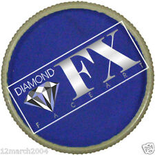 32g Diamond FX (DFX) Professional Face Paint ~ Essential Colours