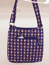 VERA BRADLEY Hipster  Tribal   Valley Shoulder / Crossbody Bag NWT
