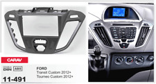 CARAV 11-491 2Din Marco Adaptador Kit Radio FORD Transit Custom, Tourneo Custom