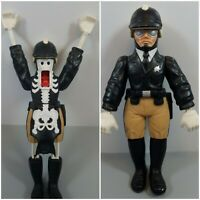 The Real Ghostbusters X-cop Haunted Humans Kenner 1988 police