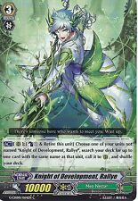 CARDFIGHT VANGUARD CARD: KNIGHT OF DEVELOPMENT, RALLYE - G-CHB01/064EN C