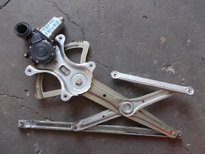 TOYOTA JZX110 MARK2 1JZGTE window regulator + motor front drivers R/H side sec/h