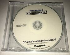 Panasonic Toughbook CF-29 Manuals / Drivers / BIOS #1 Rated Repair Tool!! BEST!