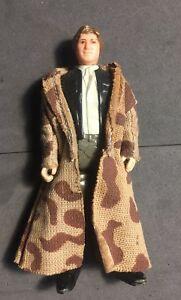 Lili Ledy 🇲🇽 Star Wars Vintage 👍Han Trench Coat Made In Mexico . Rare