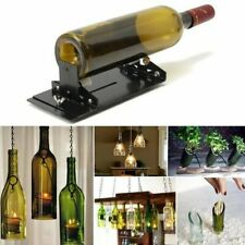 Glass Wine Beer Bottle Cutter Machine Art Recycle Craft Cutting Tool Diy Kit Us
