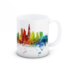 London Skyline, England Cityscape - High Quality Ceramic Mug