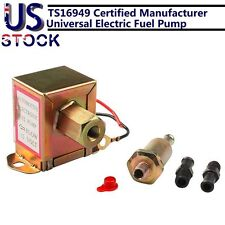 12V Electric Fuel Pump 2.5 - 4 PSI For Universal REF# E8012S EP12S FD0002