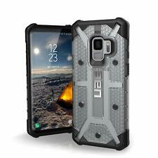 Urban Armor Gear UAG Samsung Galaxy S9 Plasma Tough Case Cover Clear Ice/Black