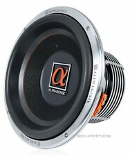 "ALPHASONIK PSW812E 12"" 1200W RMS DUAL VOICE COIL COMPONENT CAR STEREO SUB WOOFER"