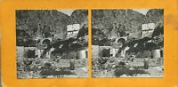 Menton La Frontière Foto PL37 Stereo Vintage Analogica