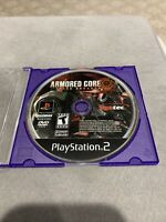 Sony PlayStation 2 PS2 Disc Only Tested Armored Core: Nine-Breaker Ships Fast