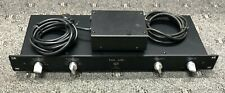 Forte Audio Model 2 Preamp Class A Preamplifier Works and Sounds Great!