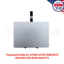 "Nuevo Trackpad Touchpad + Cable 821-0831 para Macbook Pro 13"" A1278 2009-2012"