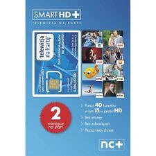 TELEWIZJA NA KARTE SMART HD+ Z PAKIETEM NA 2 MIESIACE ZA FREE !!! +POLSAT HD !!!