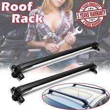 Locking Roof Rack Cross Bars fits Vauxhall Vectra 2003-2008 Estate 5 door