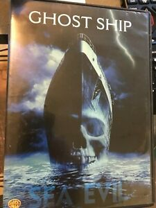 Ghost Ship dvd 2002- One of the Scariest Movies in years