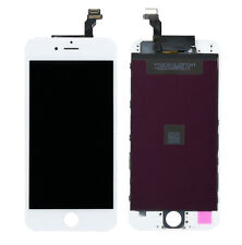 """LCD Replacement Display Touch Screen Digitizer Lens  For iPhone 6 4.7"""" White New"""