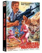 Ninja Operation 7: Royal Warriors (BR/DVD Mediabook C)