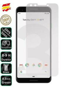 Protector para Google Pixel 3 Cristal Templado de Pantalla Vidrio 9H para movil