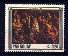 PARAGUAY - 1967 - Pittura