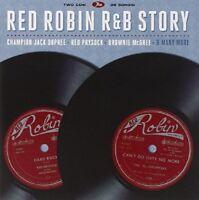RED ROBIN R & B STORY 2 CD NEW