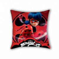 MIRACULOUS LADYBUG cushion cover 40x40 cm pillow cover case pillowcase