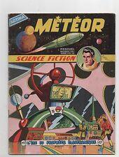 Météor n°63 - Artima 1958 - Giordan. Science-Fiction.