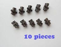 10X MERCEDES BENZ W201, narrow body side moulding clips ø 5,9mm 2019880778
