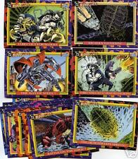 DC Bloodlines trading card set