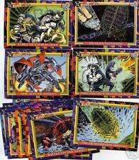 DC Bloodlines trading card set