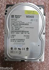 Western digital caviar wd400bb-75cpf0 40Go 7200RPM disque dur IDE amélioré
