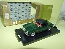 LANCIA B24 SPIDER Vert 1956 BRUMM R134