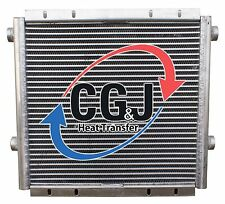 25 to 50HP universal oil cooler ( air compressor)
