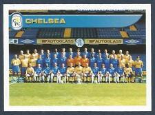 MERLIN-2001-F.A.PREMIER LEAGUE- #084-CHELSEA TEAM PHOTO