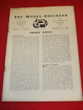 MODEL ENGINEER - Sept 1 1938 Vol 79 # 1947