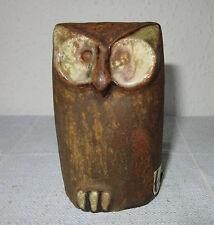 schäffenacker-keramik______keramikfigur eule II_____9 cm