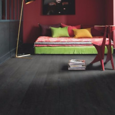 WATERPROOF Laminate Flooring - Quick Step Impressive *8mm* BURNED PLANKS IM1862